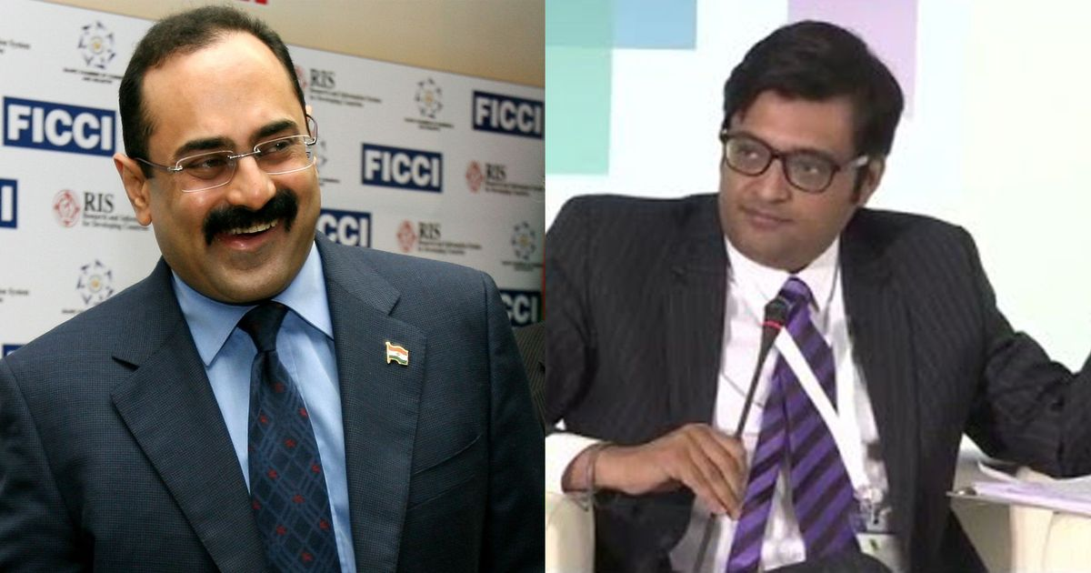 'Proud of all my partners': Arnab Goswami when asked about BJP influence in new venture