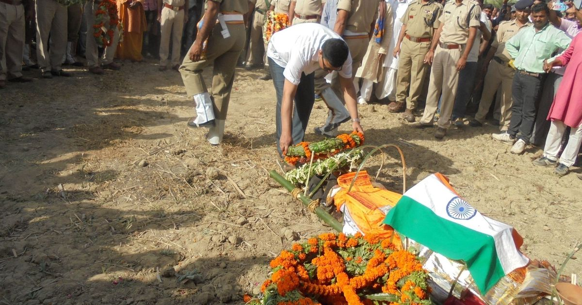 IAS officers will adopt families of security personnel killed in the line of duty