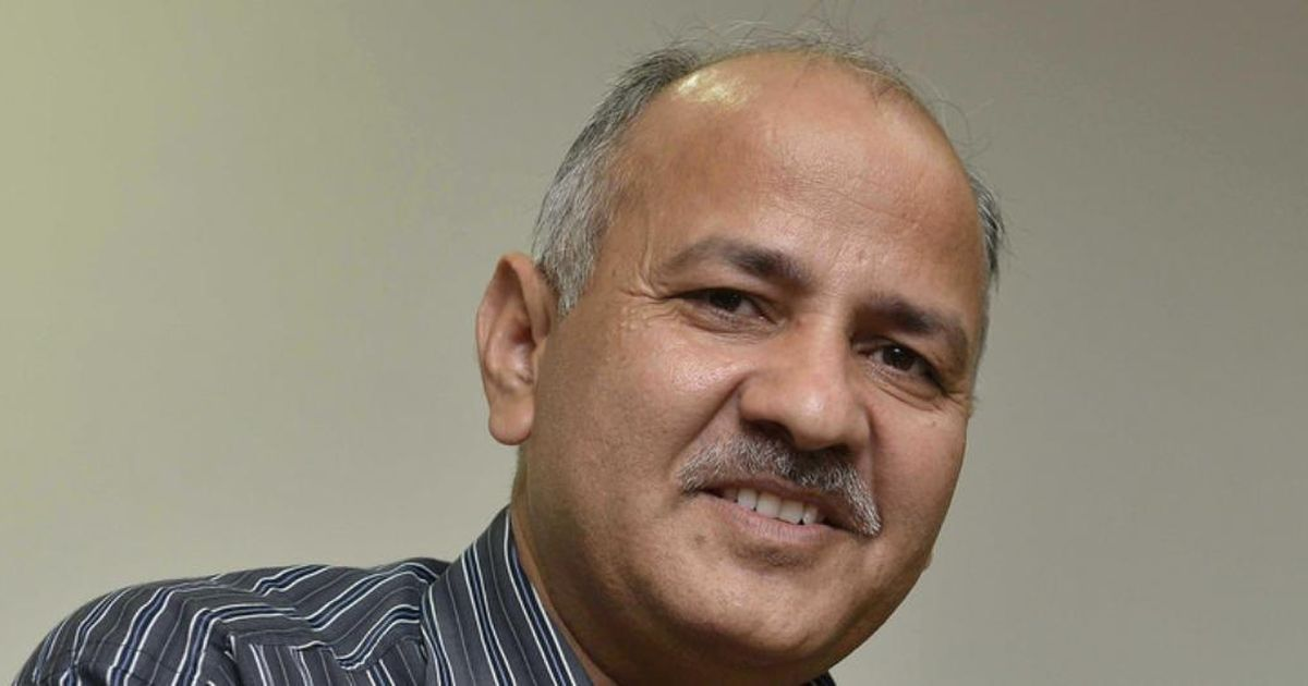 Delhi Deputy CM Manish Sisodia gets clean chit from the Election Commission in office of profit case