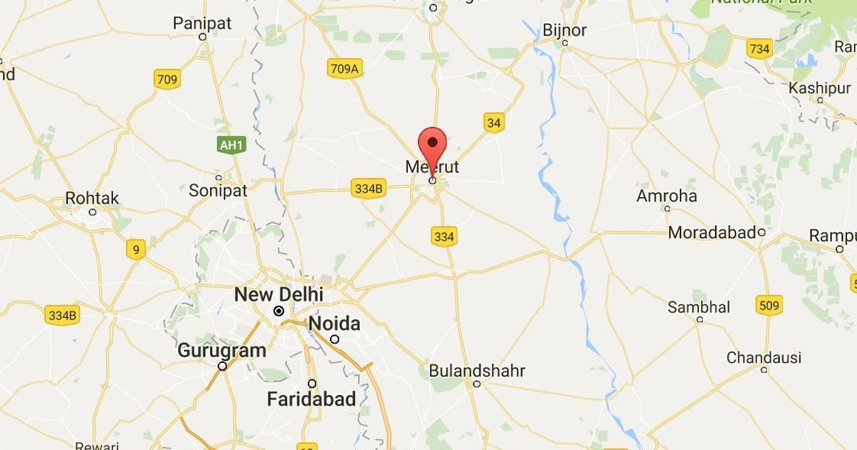 Meerut: Wildlife trophies, 117 kg meat, cash and arms found in ex-Army officer's house during raid