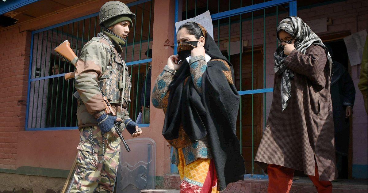 Kashmir: Election Commission cancels Anantnag bye-poll