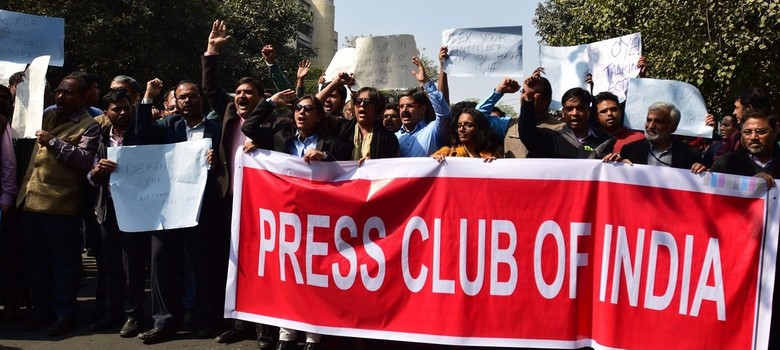 There is an overall sense of shrinking liberty in India, says report on World Press Freedom Day