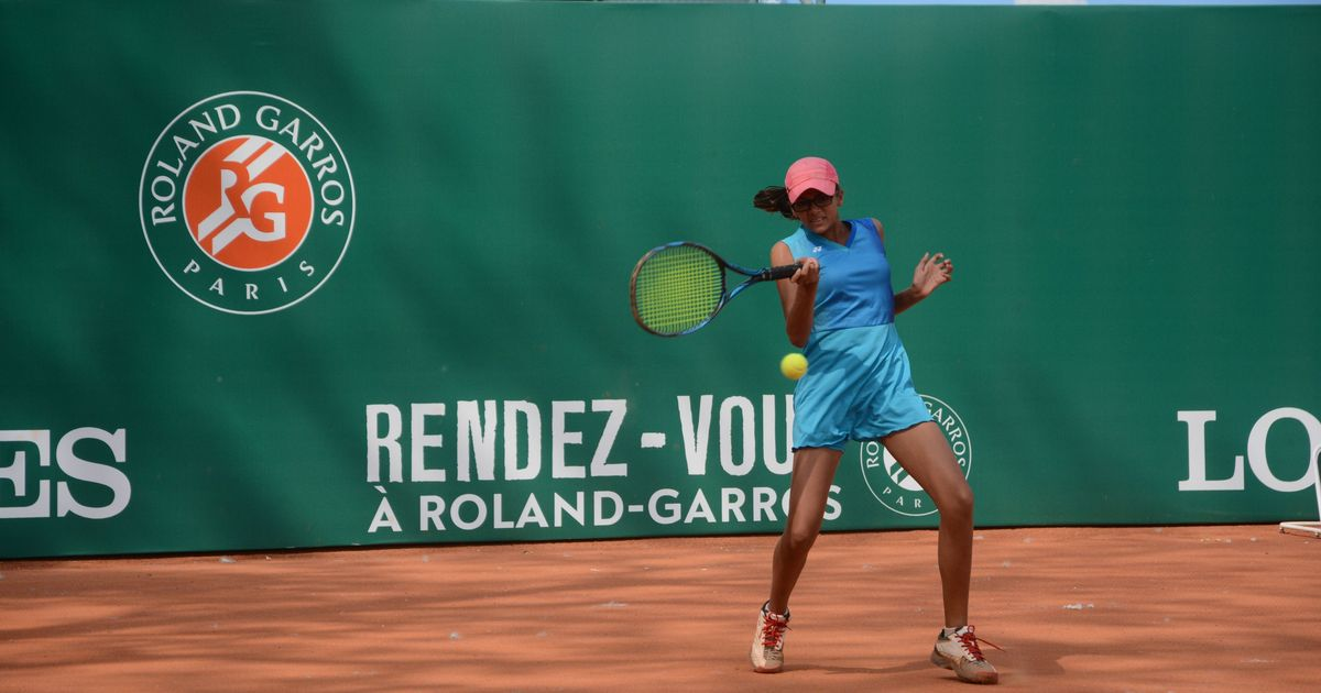 Malikaa Marathe is the 14-year-old sensation who's causing waves in Indian junior tennis