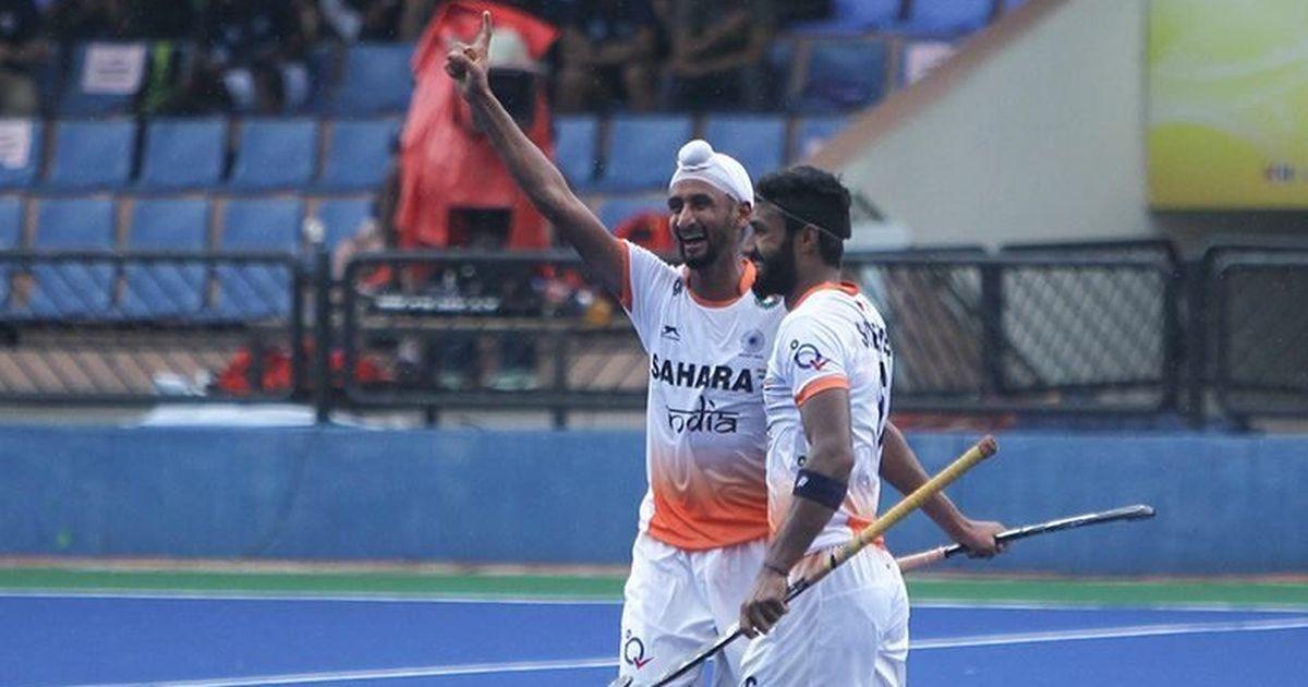 Sultan Azlan Shah Cup: 'Crazy guy' Mandeep Singh saves India's rocking boat