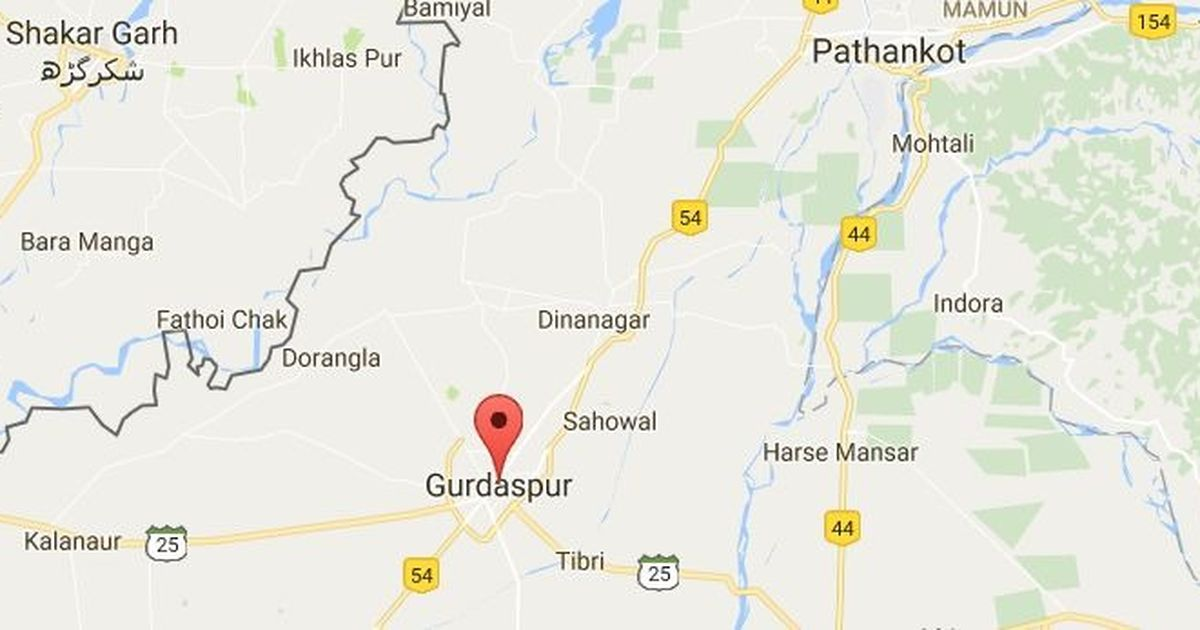 Punjab: Border districts on alert after 3 men in a stolen car speed through police check-post