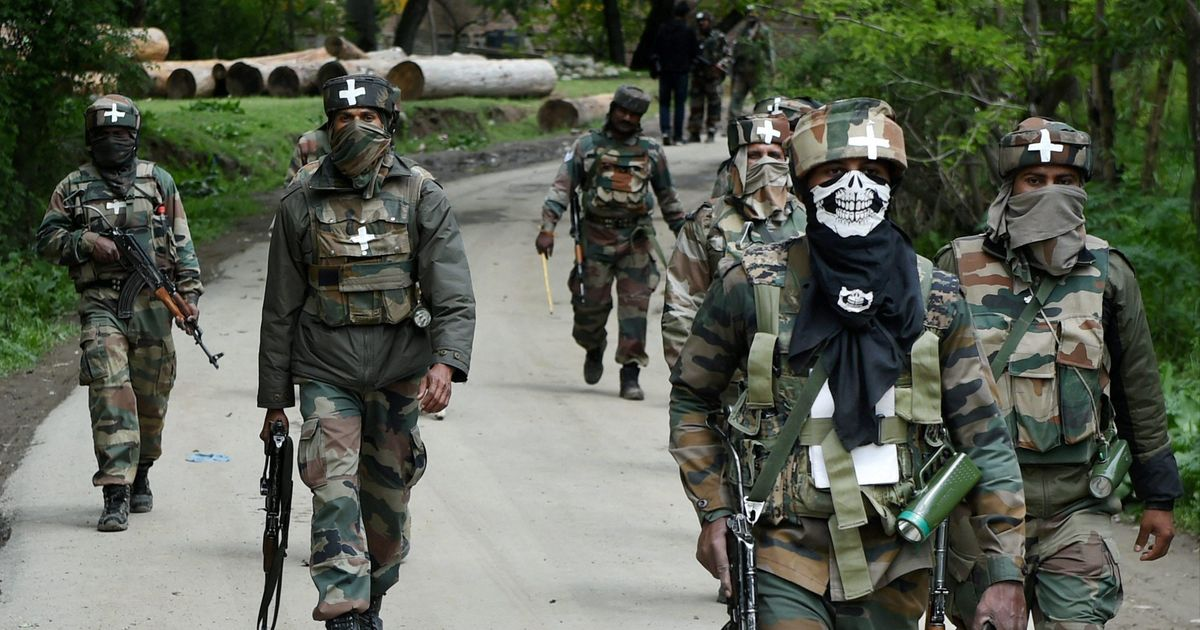 Kashmir: Civilian killed, two Army soldiers injured in a suspected militant attack in Shopian