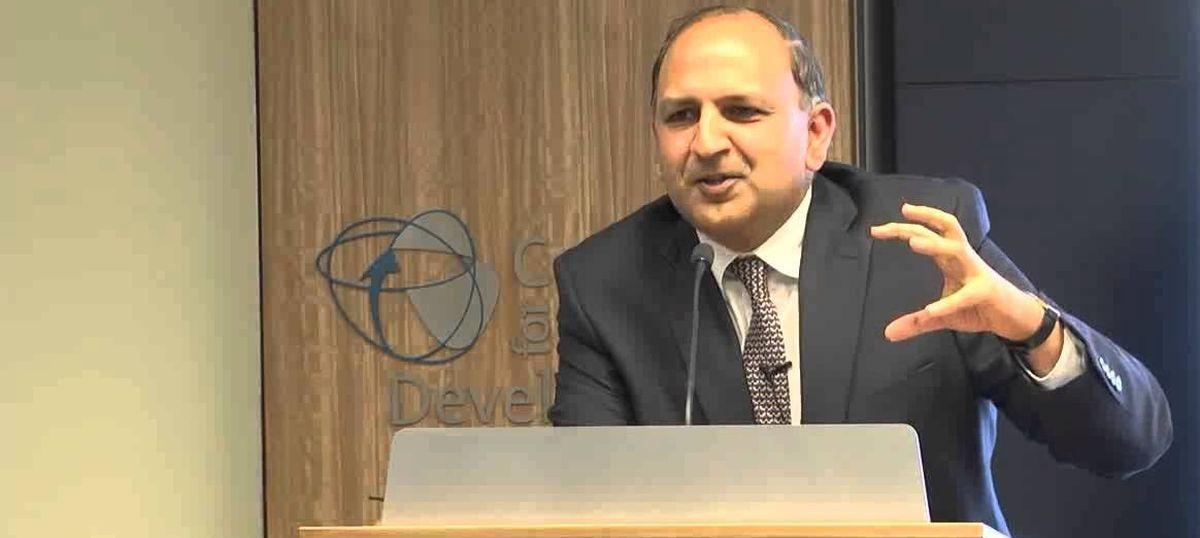 Scholar Pratap Bhanu Mehta named Ashoka University's next vice chancellor