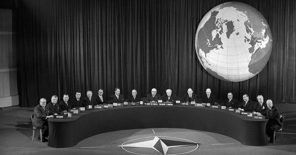 NATO has had five rebirths since its formation – its sixth should be without the US