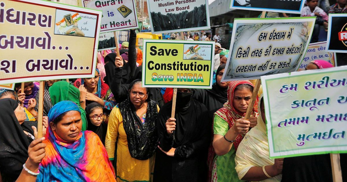 'Supreme Court has already declared triple talaq invalid': Legal expert Faizan Mustafa