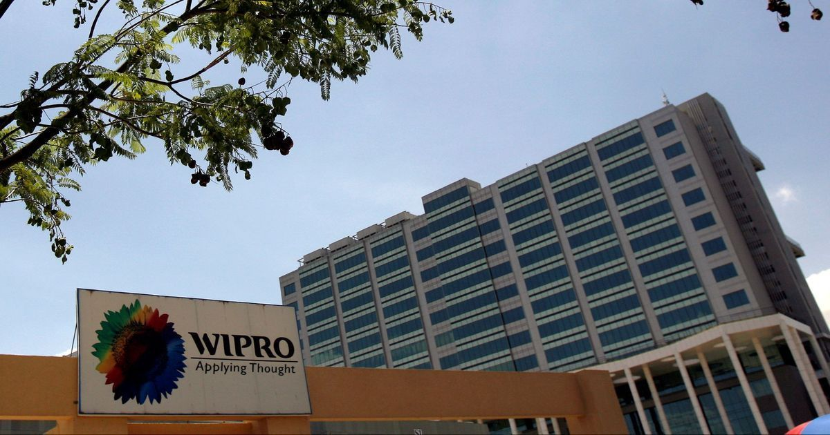Wipro files police complaint after getting email threat demanding Rs 500 crore in bitcoins