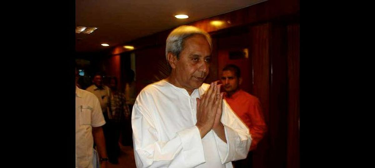 Odisha: Naveen Patnaik's government inducts 12 ministers