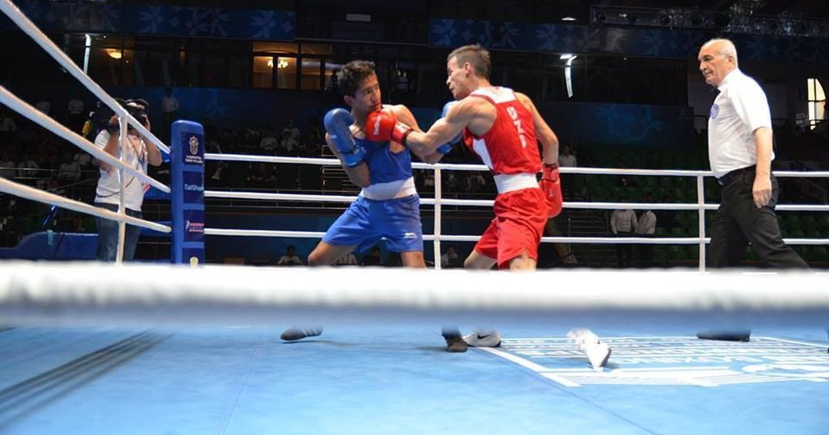 Kavinder Bisht qualifies for World Championships after finishing sixth at Asian meet