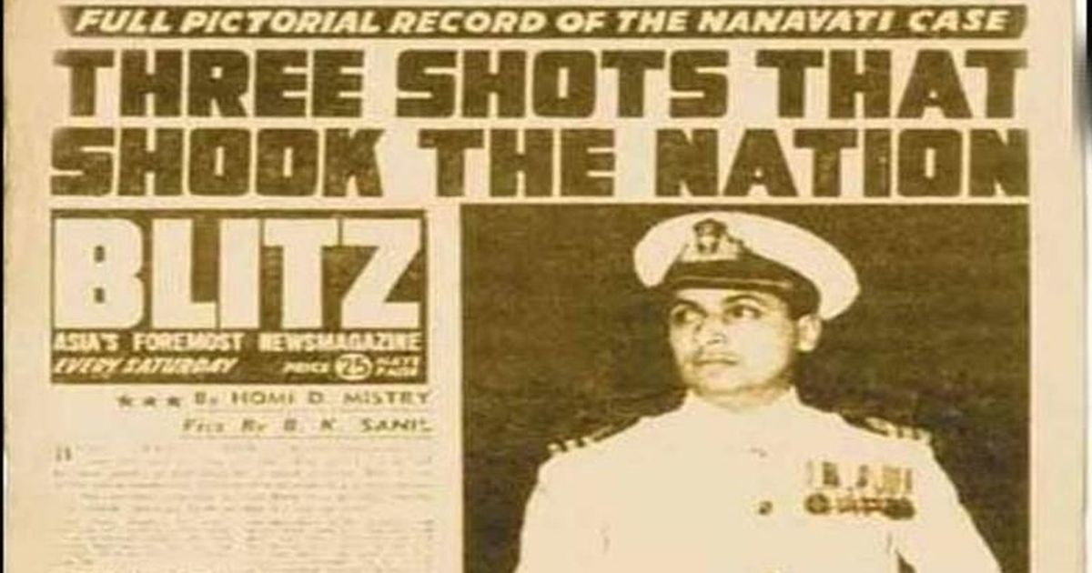 This book gives an exciting new life to the murder case that rocked Mumbai 60 years ago