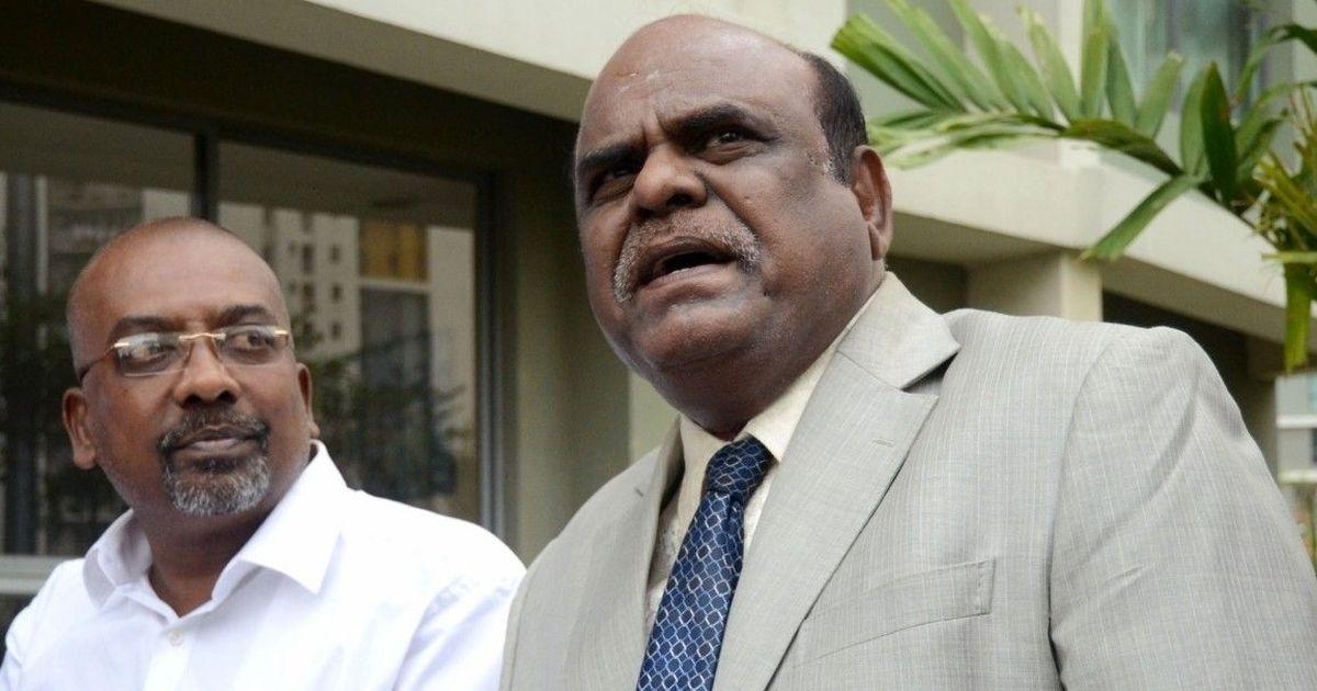 Justice Karnan 'sentences' CJI, seven other Supreme Court judges to five years in prison
