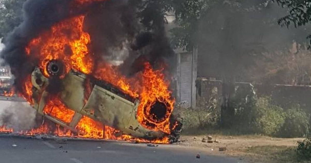 Uttar Pradesh: Several injured as caste-related violence breaks out in Saharanpur