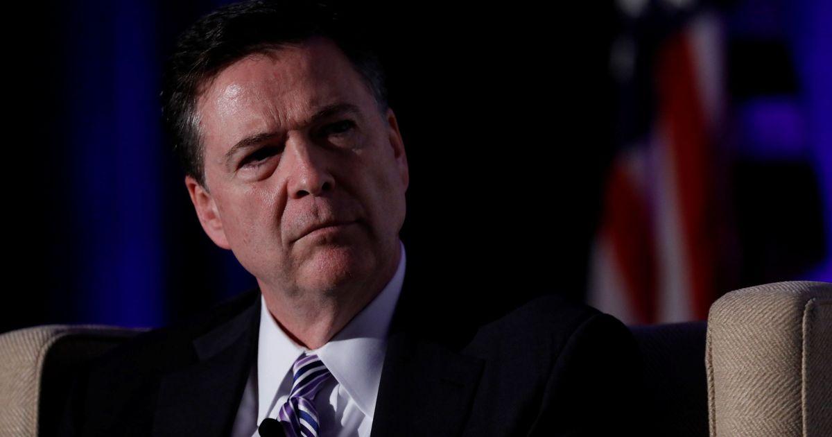 US: Donald Trump abruptly fires FBI director James Comey
