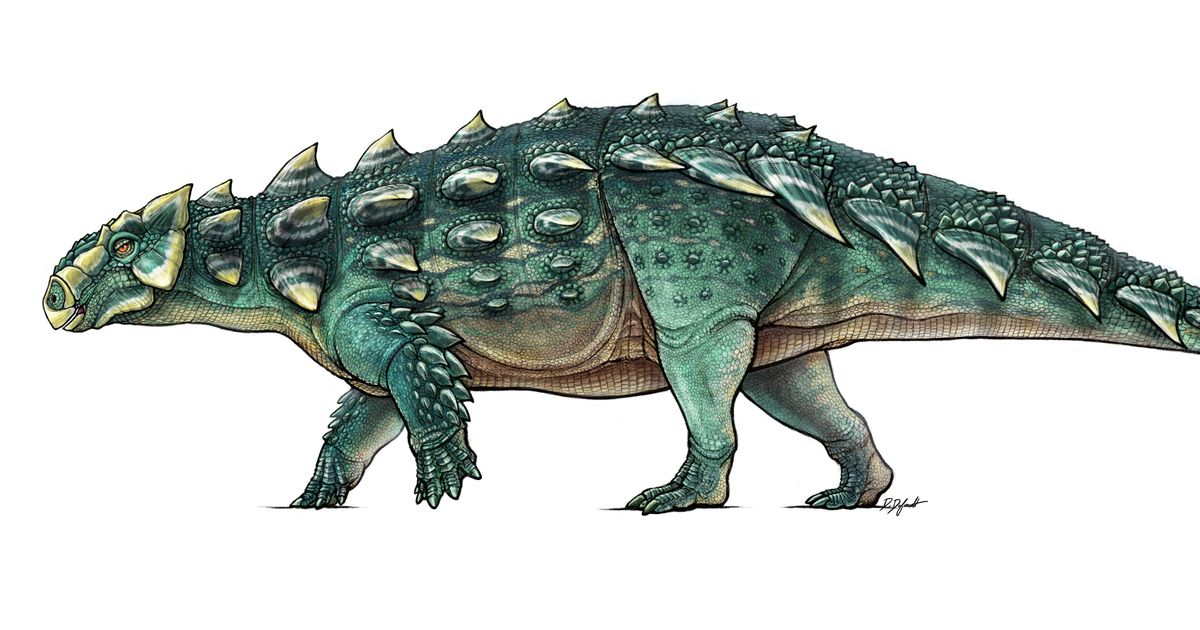 A new species of  dinosaur has been named after 'Zuul' from Ghostbusters