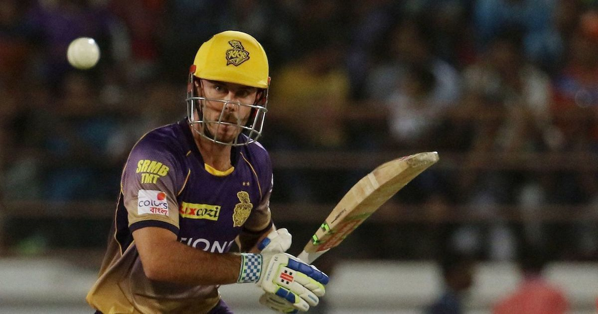If we lose the next one, we could possibly find ourselves out of the competition, says Chris Lynn
