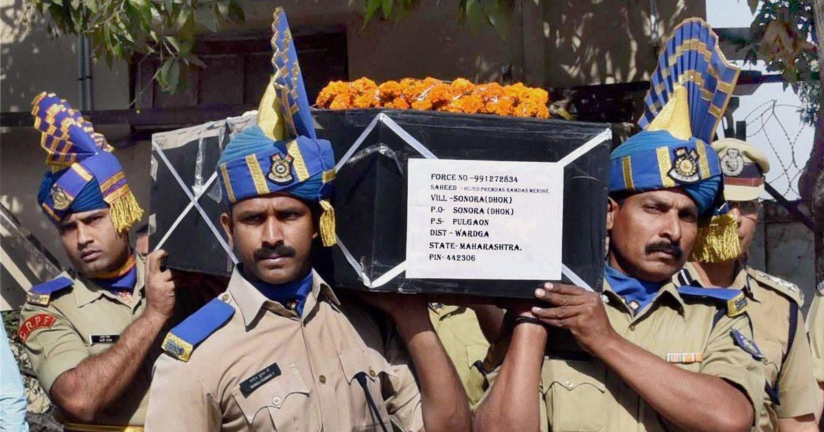 Sukma ambush: Bihar government in damage control mode as cheque meant for soldier's family bounces