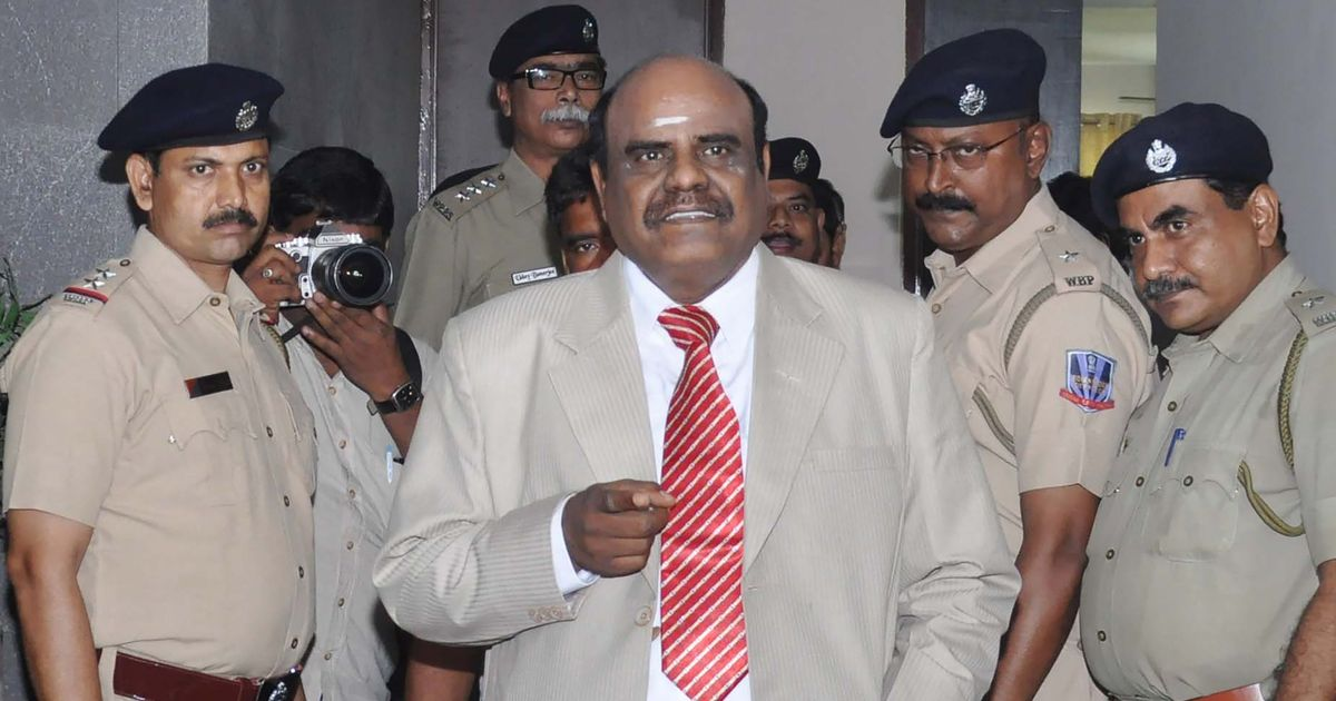 Supreme Court's order against Justice Karnan fails the test of law – and compassion