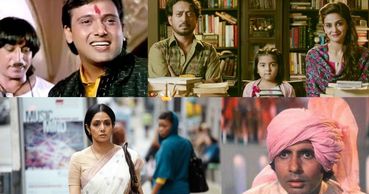 Bollywood has always treated English as a funny language