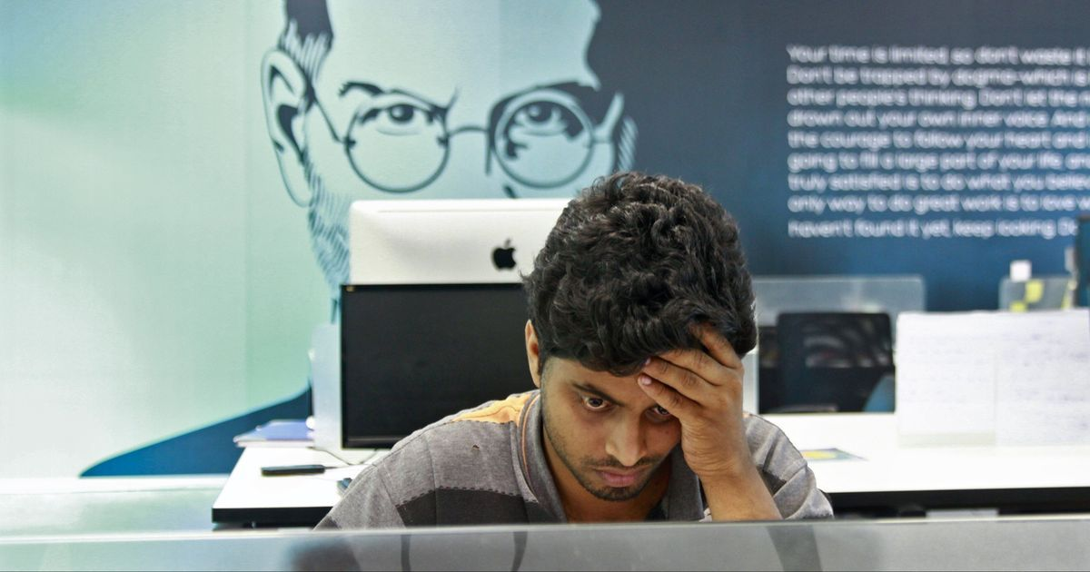 The Daily Fix: Mass IT layoffs make it clear that the India story is still on shaky ground