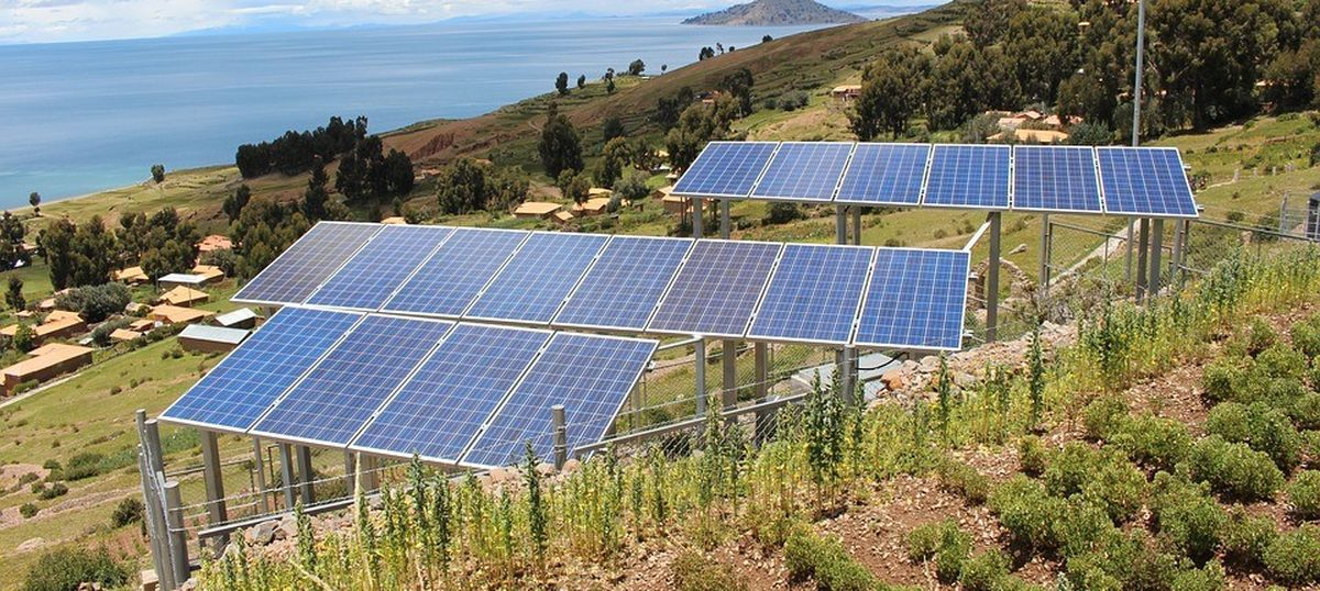 Solar power tariff drops to record low of Rs 2.44 per unit