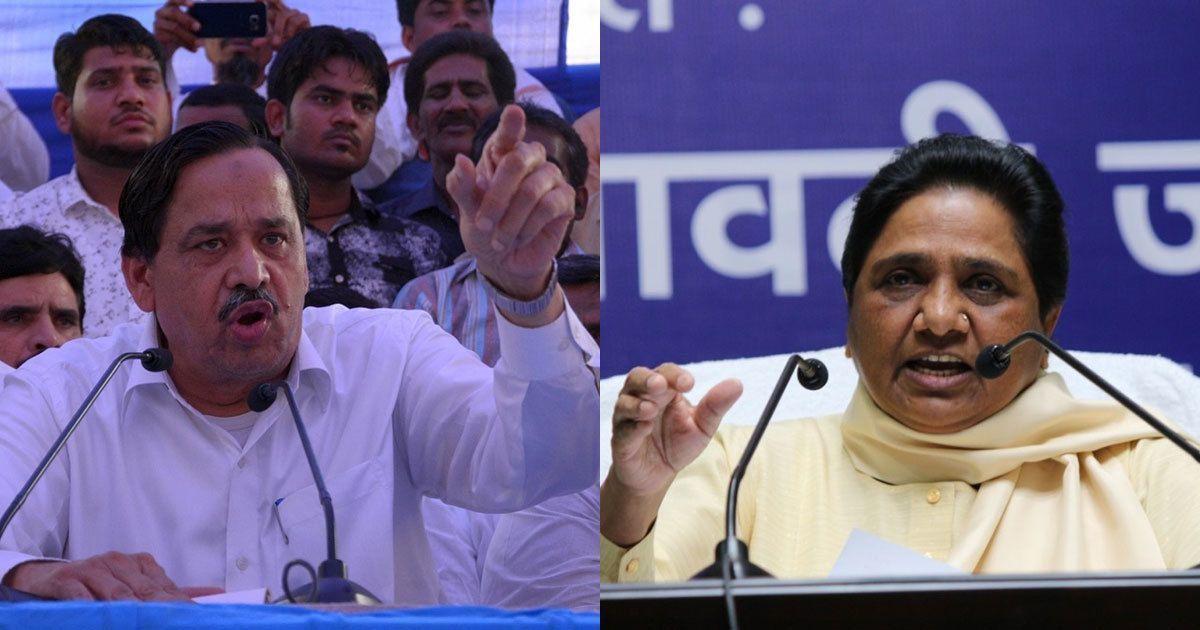 After expelling BSP's Muslim face, does Mayawati now plan to woo UP's Brahmins?