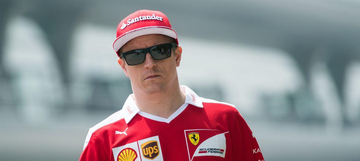 Kimi Raikkonen fastest in free practice as Ferrari bounce back ahead of Spanish Grand Prix
