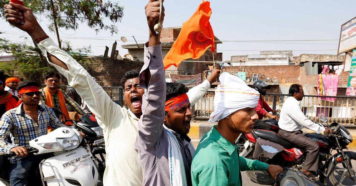 RSS said to have asked Adityanath to disband Hindu Yuva Vahini