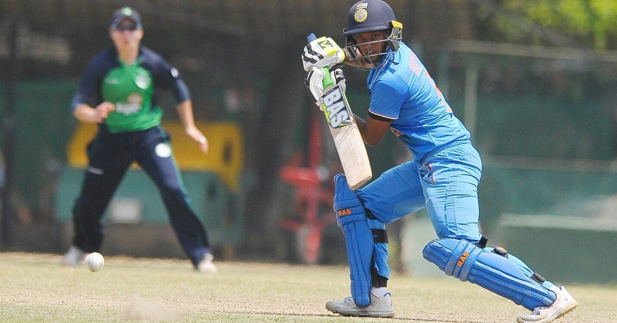 India openers Deepti Sharma, Punam Raut create new ODI record with a 320-run partnership