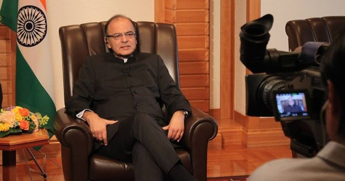 Arun Jaitley launches 'Operation Clean Money' website to shame tax defaulters