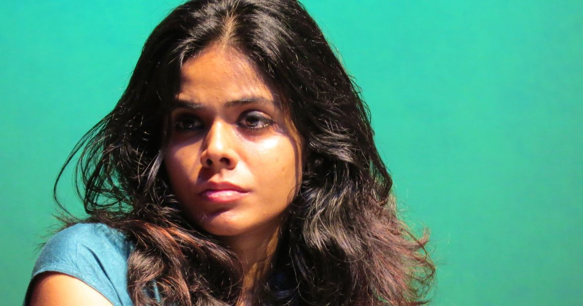 Meena Kandasamy's novel lifts the veil on the beating and brutality in many Indian marriages