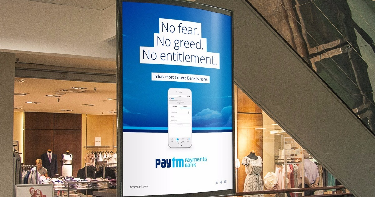 Paytm to start its payments bank operations from Monday