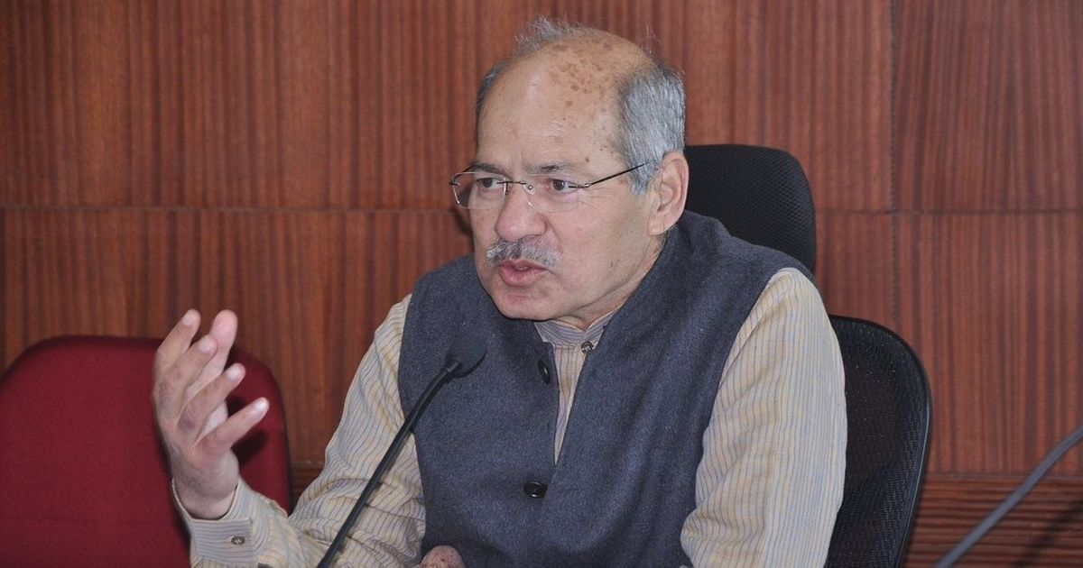 Environment Minister Anil Dave dies at 60