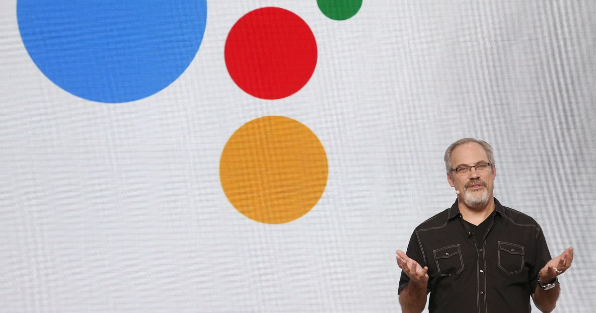 Google announces digital assistant for iPhone, job search tool and upgrades for speaker