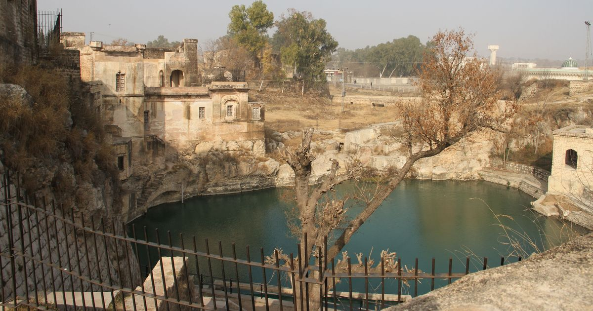 Pakistan's ancient Shiva temple at Katas Raj has a rich non-Hindu heritage, now lost forever