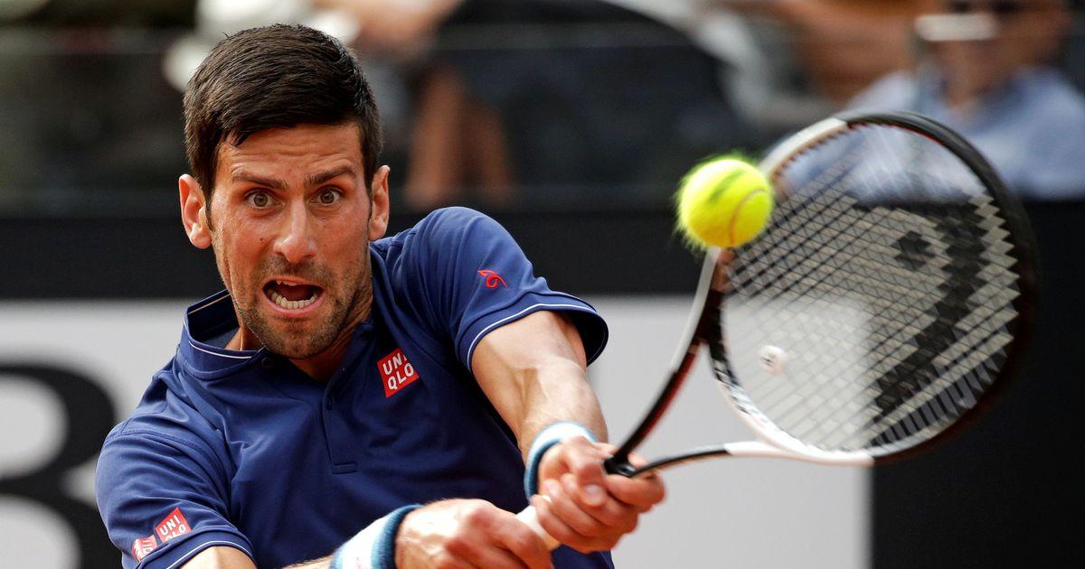Novak Djokovic cruises into quarter-finals of Rome Masters