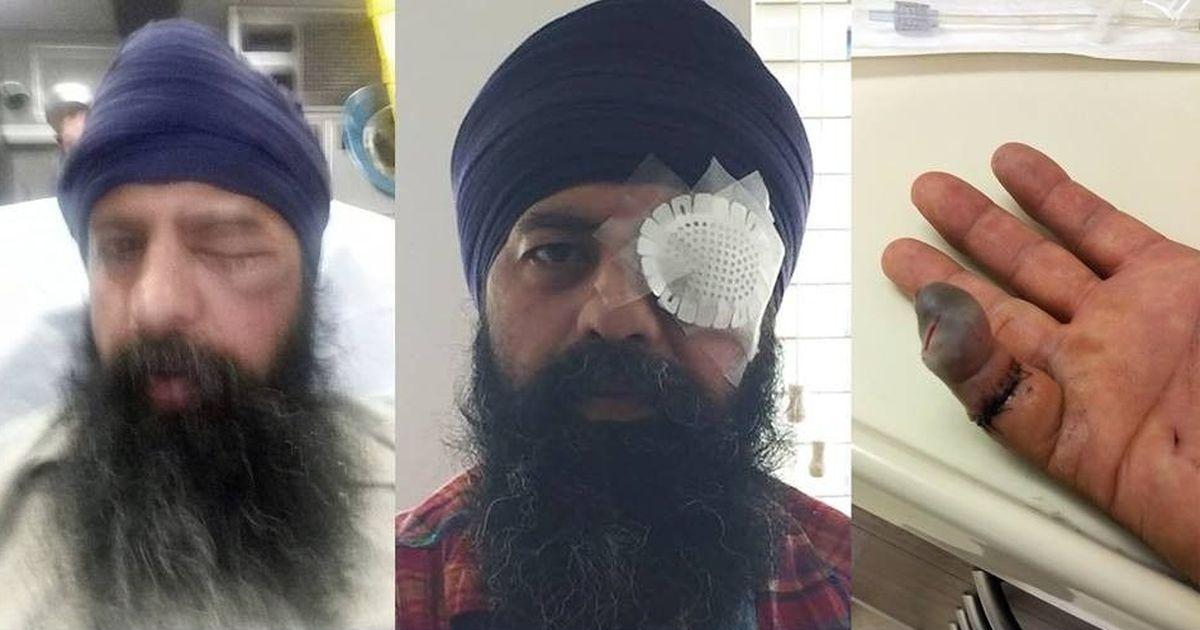 US hate crime: Two Americans sentenced to three years in prison for assaulting Indian-American man