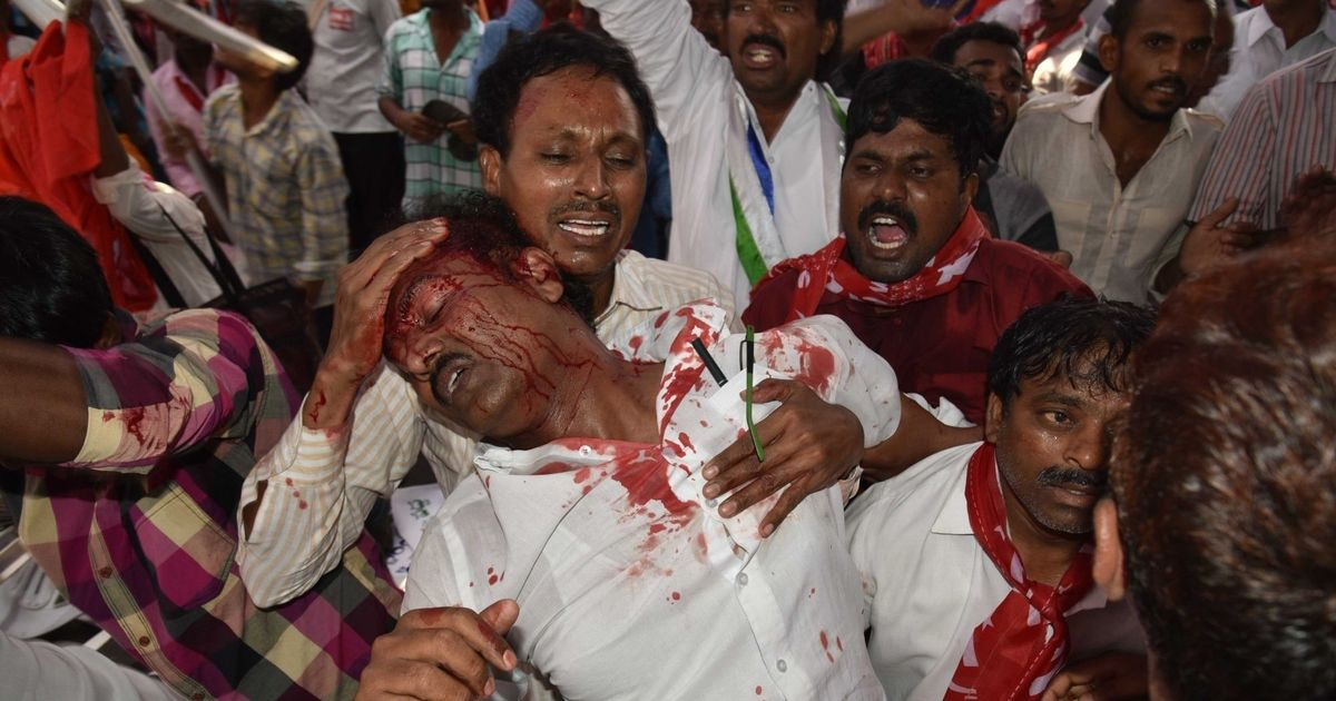 Hyderabad's 'Dharna Chowk' has become the subject of a heated agitation in the city