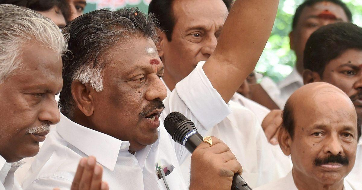 Tamil Nadu: AIADMK merger is not going to happen now, says Panneerselvam