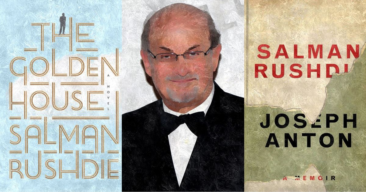 With a new Salman Rushdie novel coming, it's time to re-read his memoir 'Joseph Anton'