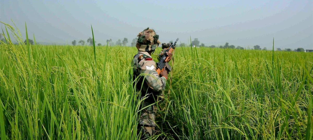 The big news: Army says two militants killed in foiled LoC infiltration bid, and 9 top stories