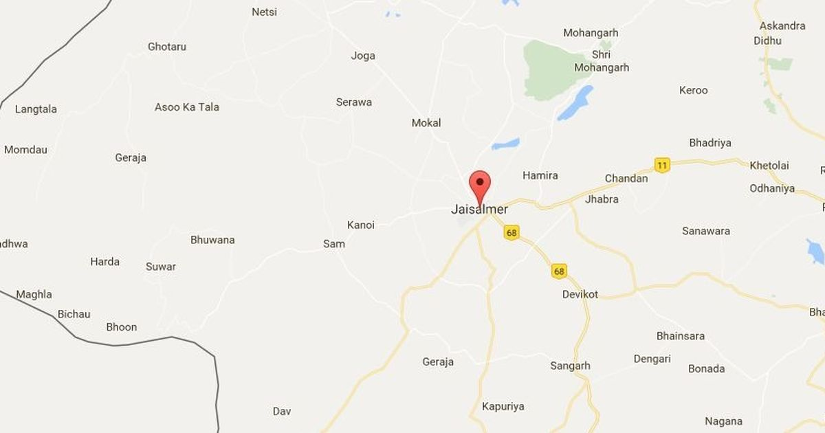 Rajasthan: Suspected ISI agent detained in Jaisalmer