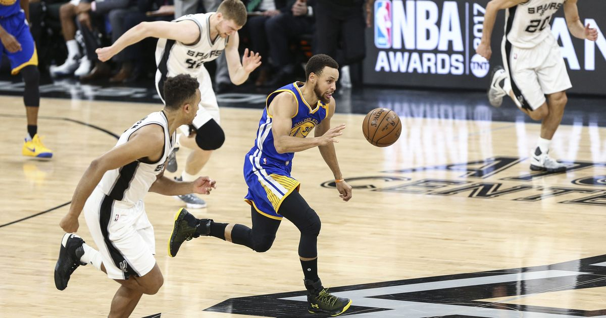 NBA: Golden State Warriors on brink of another final against Cleveland Cavaliers