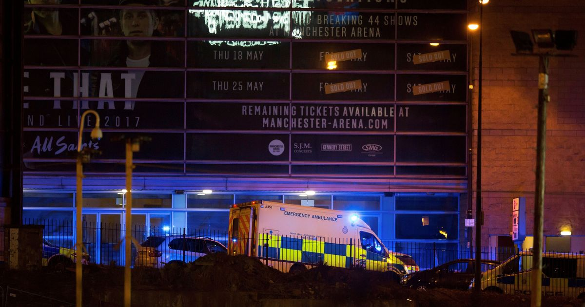 UK: At least 22 people killed in explosion at Ariana Grande concert in Manchester