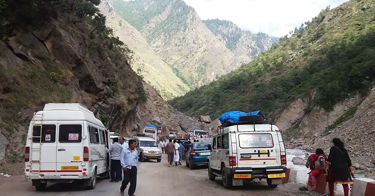 Uttarakhand: Heavy rainfall predicted in Rudraprayag, Uttarkashi, pilgrims alerted