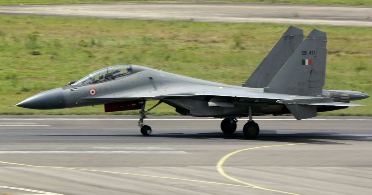 Assam: IAF Sukhoi 30 jet goes missing near China border with two pilots on board