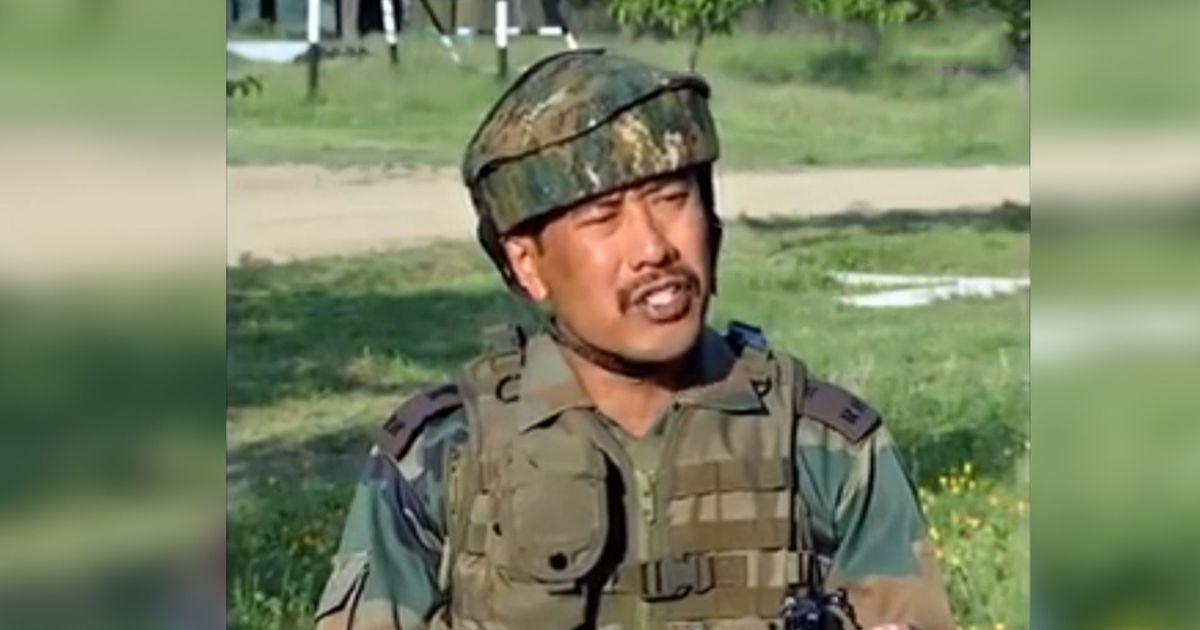 Human shield case: It was a do-or-die situation, says accused Army major