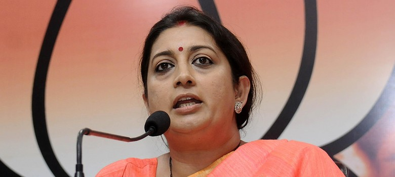 Delhi High Court asks for all records related to Smriti Irani's educational qualifications